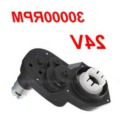 Gearbox for Kids Power Wheels Accessories, 24V 30000RPM Elec