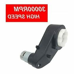 Gearbox with 12V Motor for Power Wheels RS550 12 Volt DC Mot