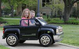 Rollplay GMC Sierra Denali 12 Volt Battery Ride-On Vehicle,