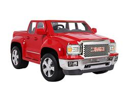 Rollplay GMC Sierra Denali 12-Volt Battery-Powered Ride-On R