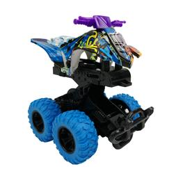 Graffiti Sand Car Model-Shaped CHILDREN'S <font><b>Toy</b></