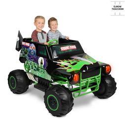 Monster Jam Grave Digger 24-Volt Battery Powered Ride-On New