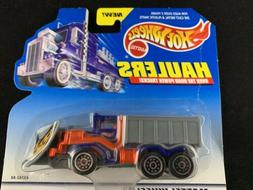 HOT WHEELS HAHLERS OVER THE ROAD POWER TRUCKS BRAND NEW RARE