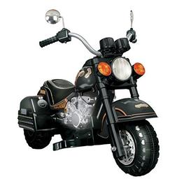 Harley Style Fun Battery Operated Kids Motorcycle Ride On Bi