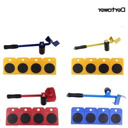 High Quality 5pcs Furniture Moving Tool Move Things Carry He