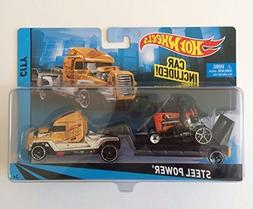 HOTWHEELS CITY STEEL POWER