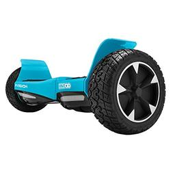 """GOTRAX Hoverfly XL All Terrain Hover Board 8.5"""" Solid Rubber"""