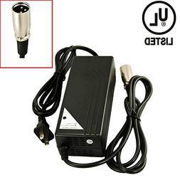 iMeshbean® 24 Volt 4A Merits Power Wheelchair Battery Charg