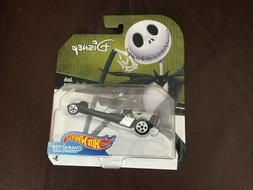 Hot Wheels Jack Skellington Vehicle, 1:64 Scale