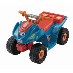 Jake and the Neverland Pirates Lil' Quad Ride-On by Power Wh