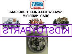 POWER WHEELS JEEP HURRICANE RIM FOR #7R AND 7 BOXES INNER RI