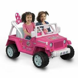 jeep wrangler featuring disney minnie happy helpers