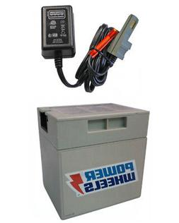 Power Wheels Jeep Wrangler Replacement 12 Volt Rechargeable