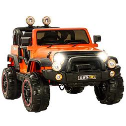 jeeps ride cars electric