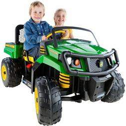 Peg Perego John Deere Gator XUV 12-volt Battery-powered Ride