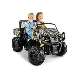 Peg Perego John Deere Gator XUV 12 Volt Ride On - Camo