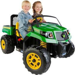 Peg Perego John Deere Gator XUV Battery Powered Riding Toy,
