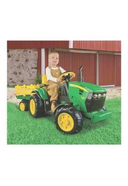 Peg Perego John Deere Ground Force Tractor - IGOR0039