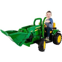 Peg Perego John Deere Kids Battery-Powered Ride-On 12V Groun