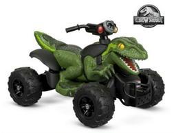 Power Wheels Jurassic World Dino Racer 12 Volt Battery and C