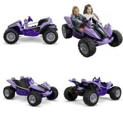 Kids Power Wheels 12 Volt Battery Powered Summer Ride On Dun