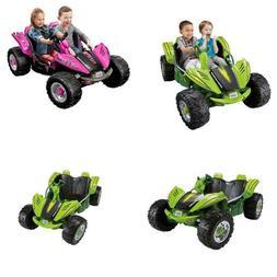 Kids Car Power Wheels Dune Racer Extreme Children Toy Play E
