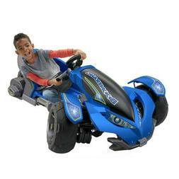 POWER WHEELS Kids Electric 12 Volt Mini ATV Boomerang Ride O