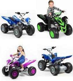Kids Power Wheels Yamaha ATV 12 Volt Battery Powered Ride On