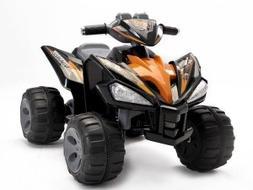 Kids QUAD ATV 4 Wheeler Ride On Power 2 Motors 12V Traction