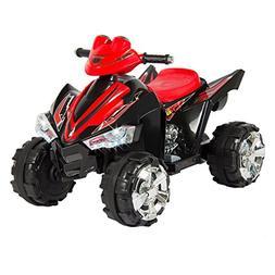 New Kids Ride On ATV Quad 4 Wheeler 12V Battery Power Electr