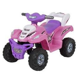 Kids Ride On ATV 6V Toy Quad Battery Power Electric 4 Wheel