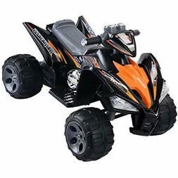 Kids Ride On ATV Quad 4 Wheeler Electric Toy Car 12V Battery