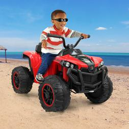 Kids Ride On Car 6V Electric Battery Power Wheels MP3 LED Li