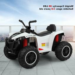 Kids Ride On Car 6V Electric Battery Power Wheels 2 Speed MP