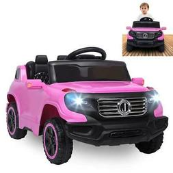 Kids Ride on Car Electric Power Wheels Safe Wireless Remote