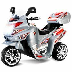 kids ride on motorcycle 3 wheel 6v