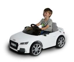 Kids Ride On Toy Car Vehicle Play Toy 6V Audi TT RS Battery