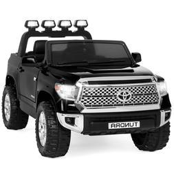 Kids Toyota Tundra Truck 12V Ride On Car Remote Control LED