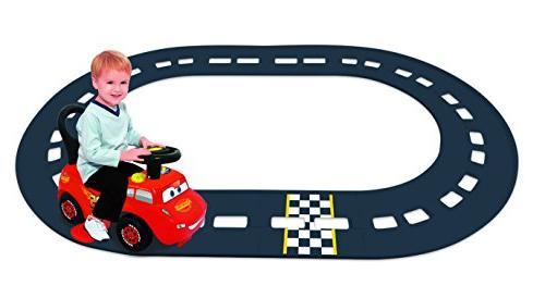 Doctor Who in McQueen Go-Go-Racer Tracks