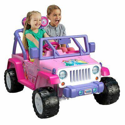 Power Wheels Disney Princess Ride-On