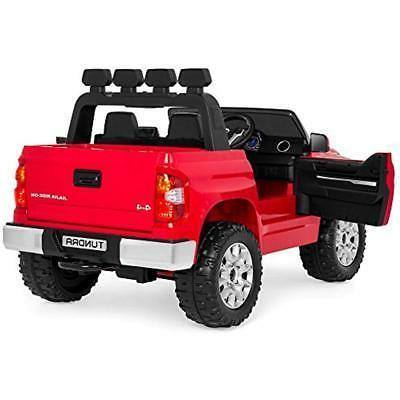 12V Remote Ride On Red
