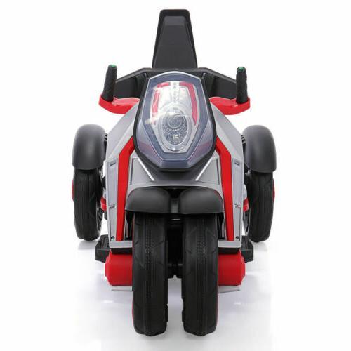 12V Kids Racing Battery W/Music