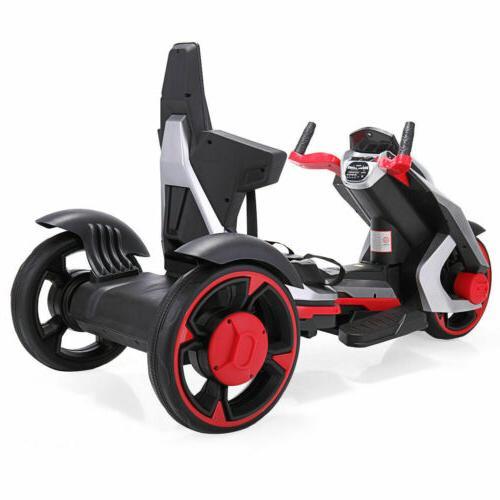 12V Ride Racing W/Music