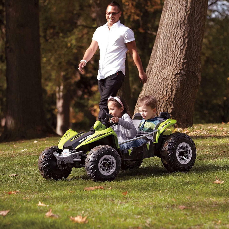 12V Road Terrain Grass 2 Seats On Sports Car Truck