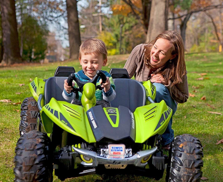 Power On Vehicle Kids Dune Xtreme