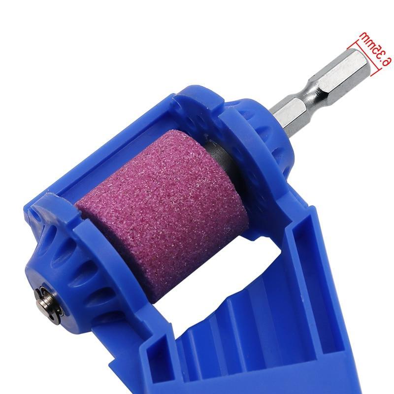 1set Corundum Drill Drill Powered Parts