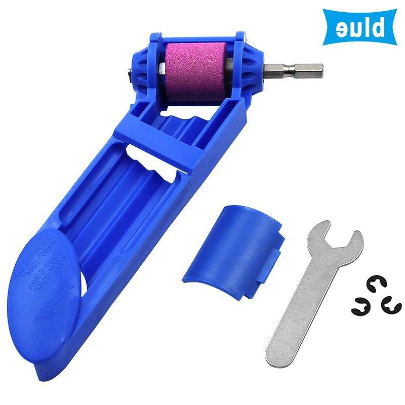 1set Corundum <font><b>Grinding</b></font> Drill Sharpener Drill Drill Powered Tool Parts