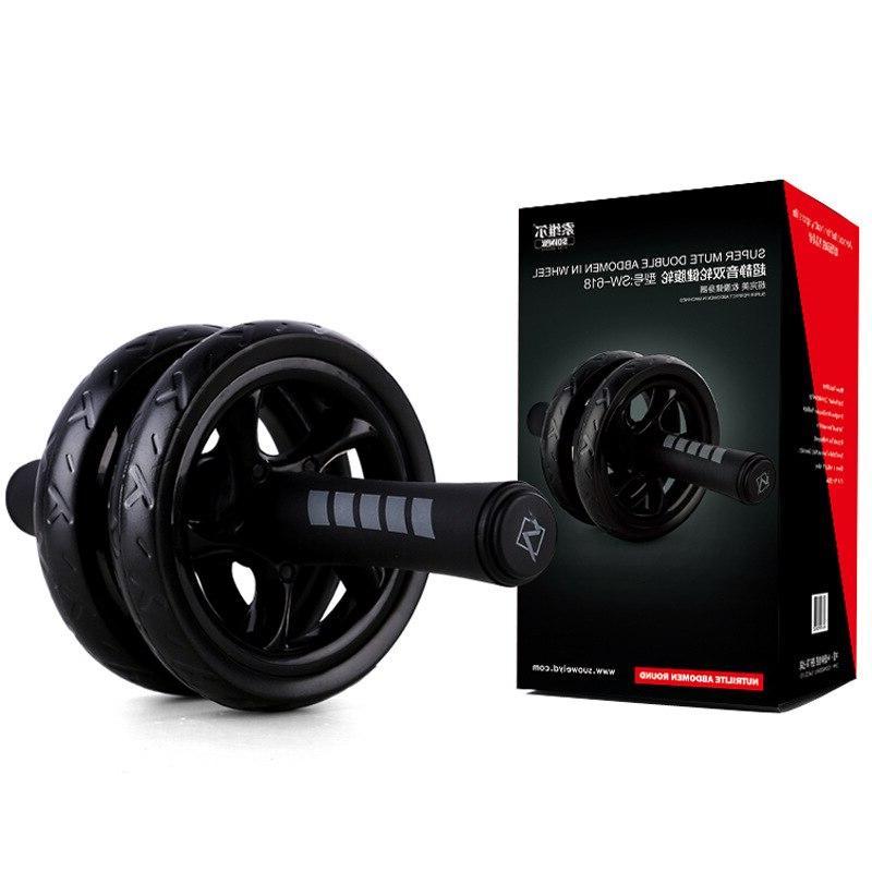 2019Muscle Exercise Equipment Home Fitness Equipment Abdominal <font><b>Wheel</b></font> Roller Training