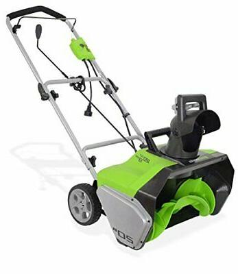 Greenworks Corded Snow Thrower