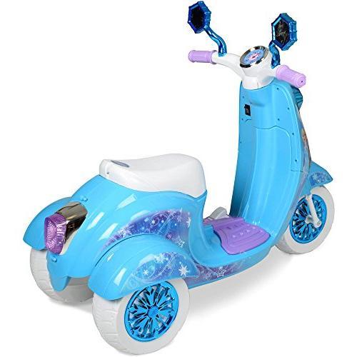 Frozen Wheel Power Ride